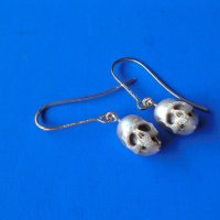 VANITAS Earrings (Gray)